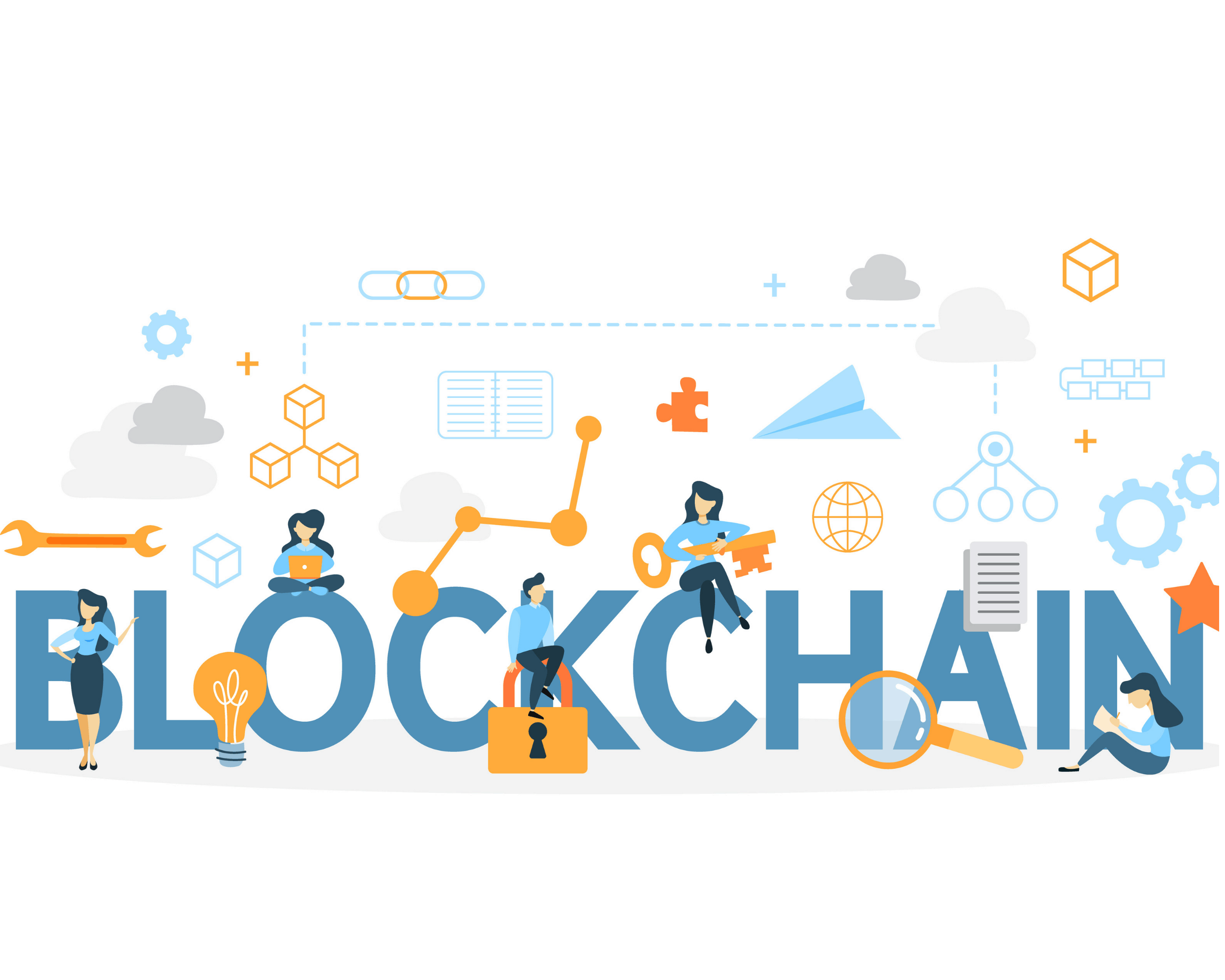 seguridad de la blockchain