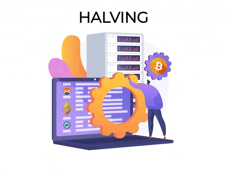 halving