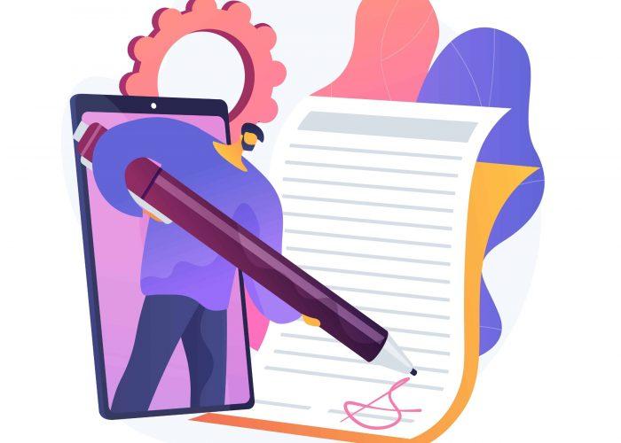 ¿Qué es un contrato inteligente?
