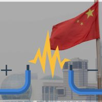 ¿El precio del Bitcoin cae por un apagón en China?