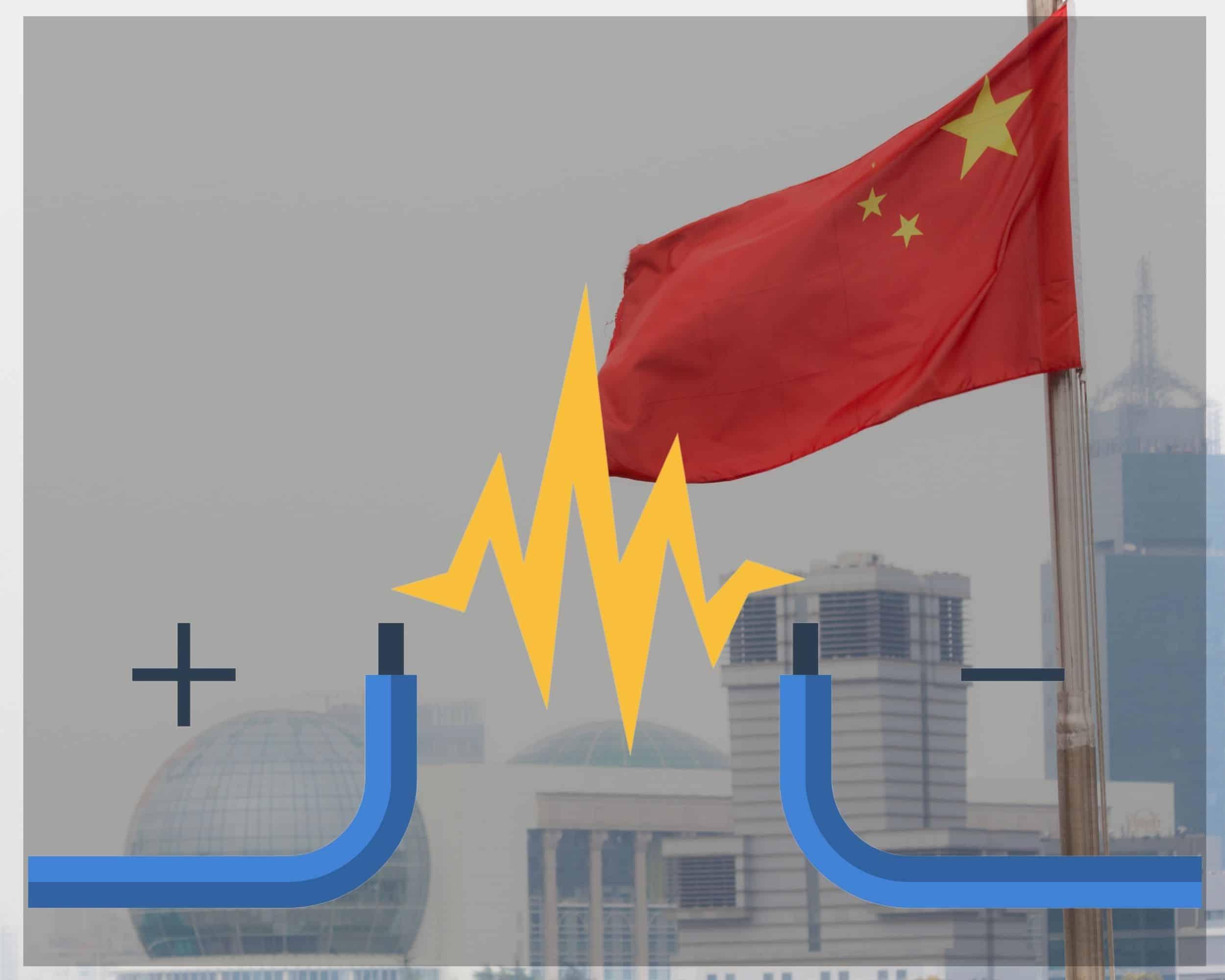 el precio de bitcoin cae por un apagon en china
