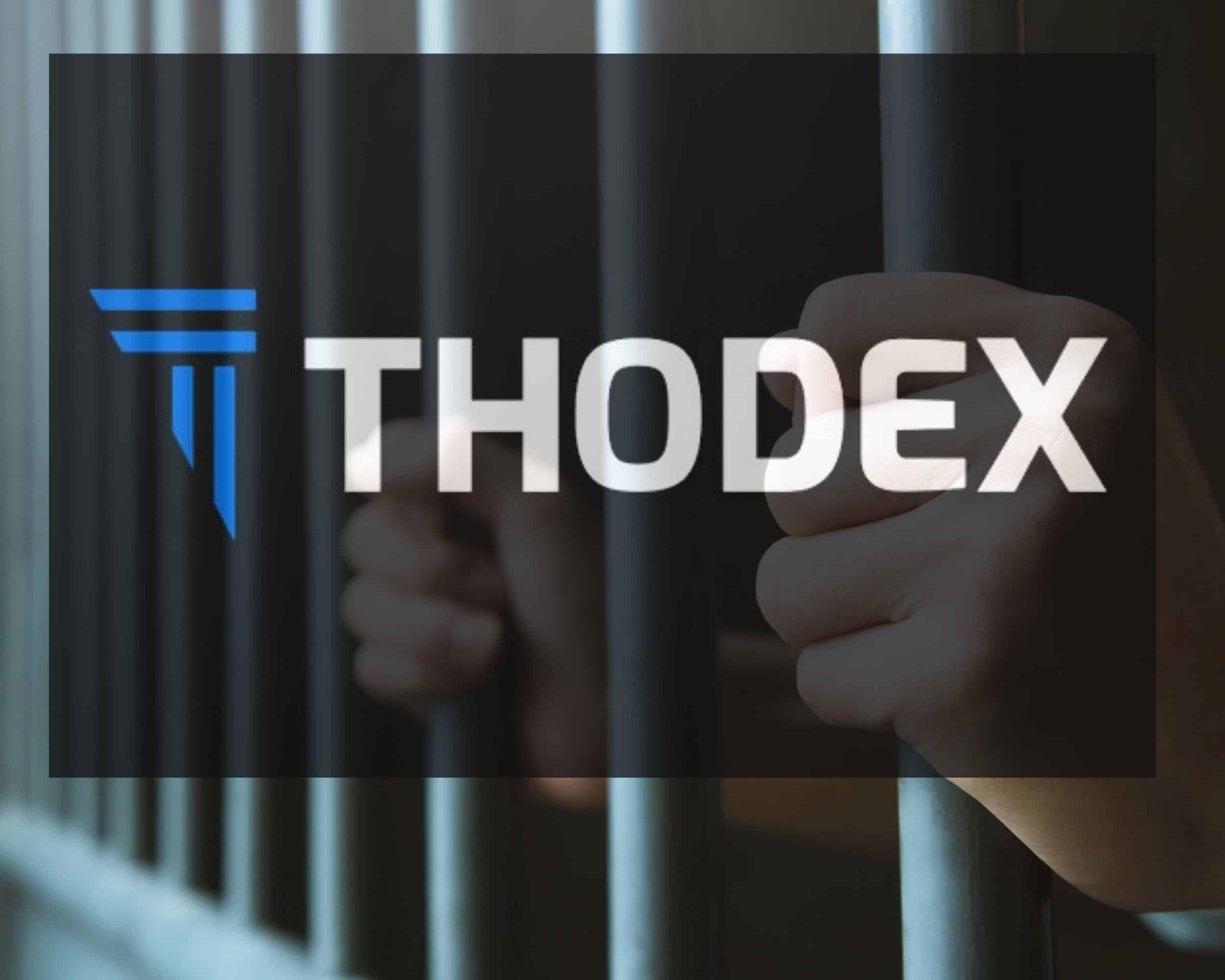 encarcelan a 62 personas de thodex