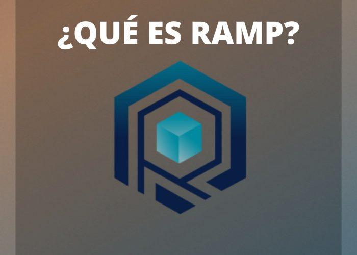 ¿Qué es RAMP?