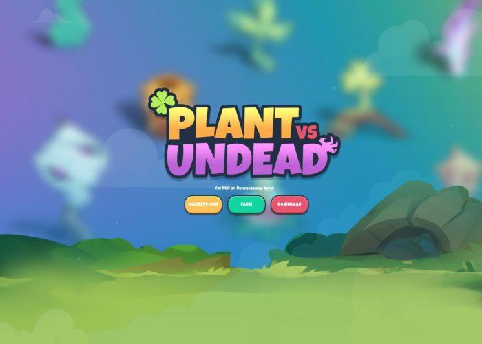 Plant vs Undead. Juego crypto